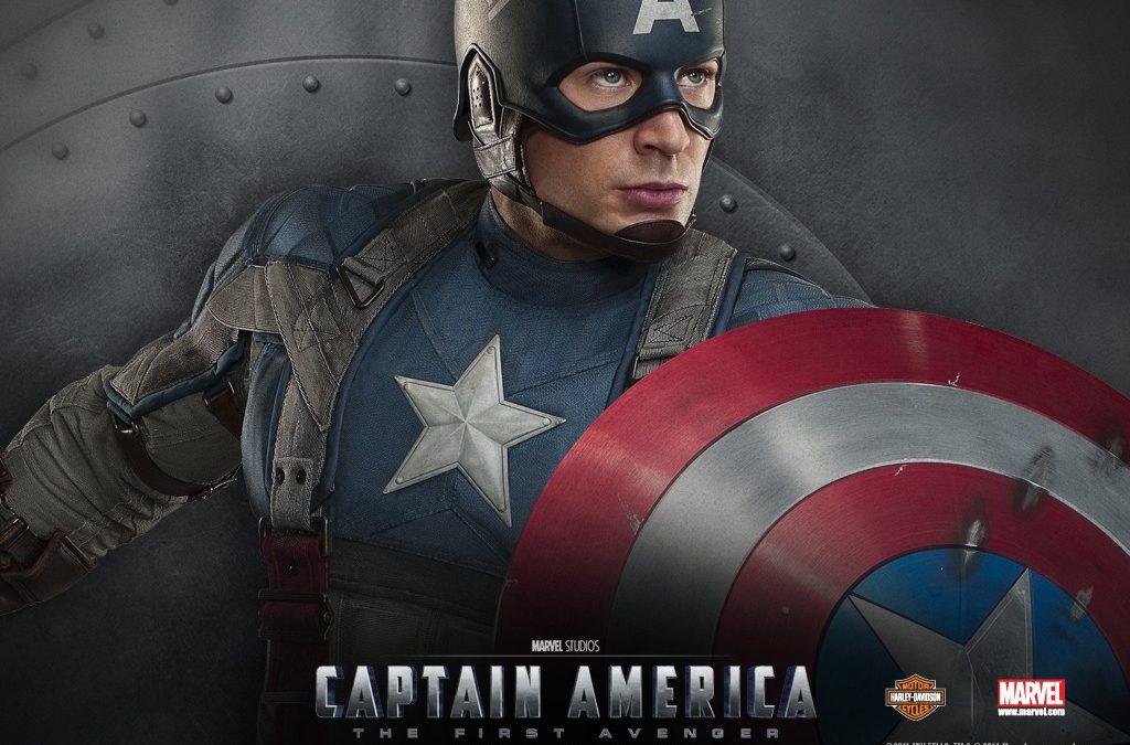 Captain america, the first avenger