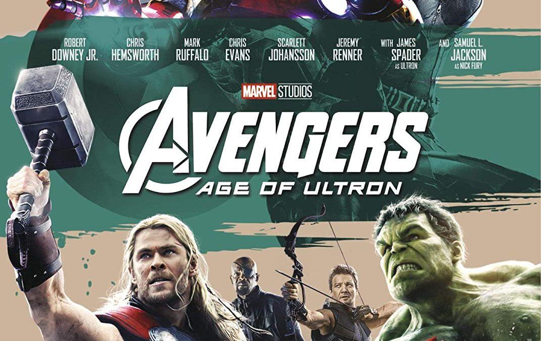 Avengers age os ultron