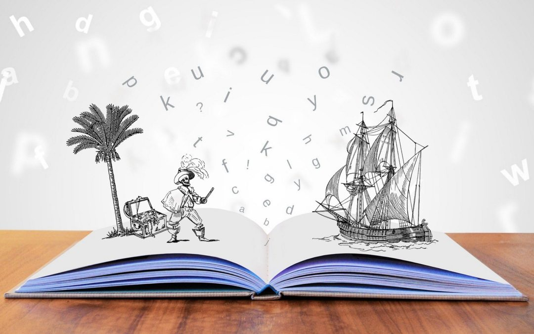 How to write a story in English